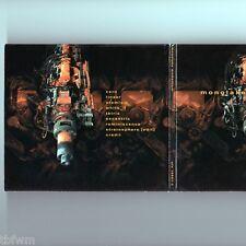 Monolake-Momentum-rare CD album-TECHNO IDM ambient