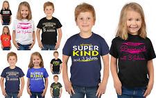 3.Geburtstag Kinder T-Shirt Sprüche Shirt 3 Jahre Kindershirt Geburtstagshirt