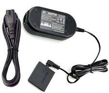 Ac Adapter Kit for Canon IXUS 125 HS, IXUS 132, IXUS 135, IXUS 140, IXUS 240 HS