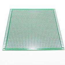 Latérale unique 10x10cm fibre verre-Universal PCB Circuit Imprimé Board 2.54 mm T56