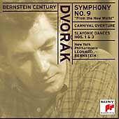 Dvorak: Symphony No. 9 - From the New World, Op. 95 / Carnival Overture / Slavon