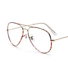 Quality Aviator Metal Prescription Eyeglasses Frame Glasses Eyewear RX frames