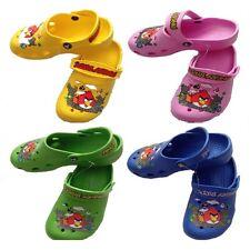 Sabots Plastique Plage Sandales Mules Crocs Enfants Unisexe