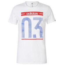 Adidas Herren 03 T-Shirt Gr. S M L XL 2XL Tee Shirt DW7429 neu