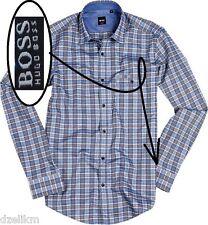 NWT Hugo Boss Black by Hugo Boss Rodrigo Slim Fit Chest Pocket Sport Shirt XXL