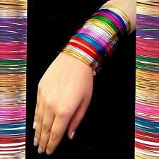 Indien Lot De Bracelets Ø6,5cm Bollywood Churiyan Salwar Kameez Inde Anarkali
