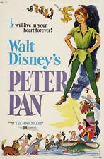 Disney Peter Pan Disney cartoon poster print #2