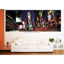 Adesivi Scorcio panoramico decocrazione New York 3605