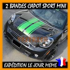 2 bandes Sport Capot Mini Countryman