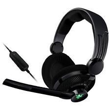Razer Carcharias Xbox 360/PC Black Headband Headsets for Microsoft Xbox 360