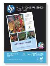 RAMETTE PAPIER HP A4 ULTRA BLANC 80g 250 feuilles JE + LASER / jet d'encre