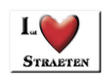 DEUTSCHLAND SOUVENIR - NORDRHEIN WESTFALEN MAGNET STRAETEN (HEINSBERG)