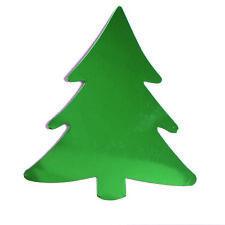 Christmas Tree V2 Cutouts Plastic Shapes Confetti Die Cut 15 pcs  FREE SHIPPING