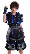 Kingdom Hearts Cosplay Costume - Sora Outfit Black Color Set