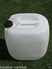 30 L Kanister natur Campingkanister Kunstoffkanister Wasserkanister NEU