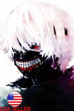 "Tokyo Ghoul Kaneki 36"" x 24"" Large Wall Poster Print Fan Art Anime #1"