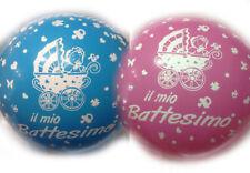 """Palloncino Lattice 40"""" Battesimo 100cm Colori Assortiti MAXI"""