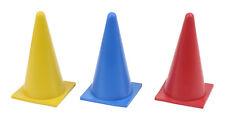 Weiches flexibles Hütchen - Sicher für Sport und Reitsport Gelb Blau Rot Pferde