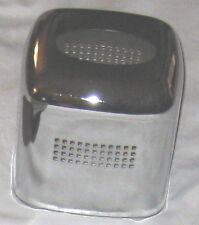 """Silvertone 5 1/2"""" Metal Springs Vented Kleenex Dispenser"""