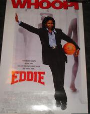 EDDIE Movie Poster  Whoopi Goldberg basketball