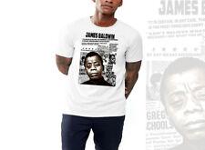 Black History Month T-Shirt African Roots Malcolm X Angela Davis MLK Mandela III
