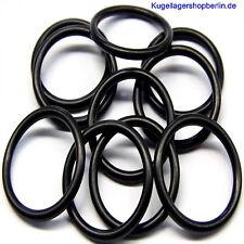 O Ring  5 - 40  mm  Schnurdicke 2,5 mm DIN 3771 NBR 70 Dichtring ORinge 0Ring