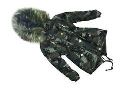 Winterjacke Parka MORO für Mädchen Winter jacket girl Veste d'hiver pour fille