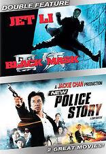 Black Mask/New Police Story, New DVD, Jet Li,