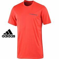 Adidas Mens Essex Tennis Crew Tee Shirt Training Top Jersey Gym Free Post