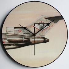 "Beastie Boys- Licensed to Ill (1986) - 12"" Vinyl Record Clock"
