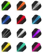 Harrows QUANTUM Dart voli in laminato UV 3D disponibile in 12 COLORI