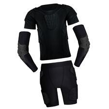 Football Ski Protective Gear Base Layer Butt Padded Shorts Elbow Protector Guard