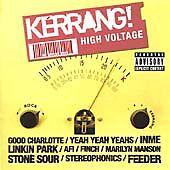 Various Artists - Kerrang! High Voltage (Parental Advisory, 2003)