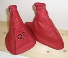 ALFA ROMEO 147 GT Q2 HEADPHONES CHANGE AND BRAKE RED LEATHER