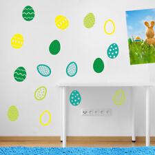 Easter Egg Window New Wall Decal Sticker Vinyl Decor Art Decorative Diy Deco 146