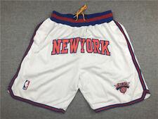 Pocket pants, Knicks white ball pants S-XXL