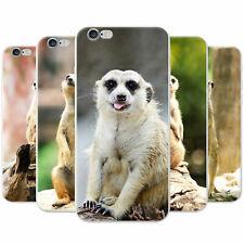 Animal Wildlife Meerkat Meercat Snap-on Hard Case Phone Cover for Apple Phones