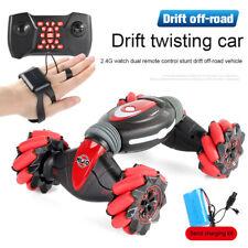 2.4G Stunt RC Car Gesture Sensing Twisting Vehicle Dancing Toy Car Programmable