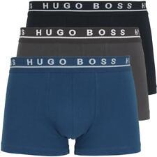 Boss 3er Pack nuevo boxer Shorts caballero Trunks calzoncillos de s hasta XXL mejor precio