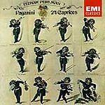 Paganini: 24 Caprices (CD, Apr-1986, EMI Music Distribution) Itzhak Perlman