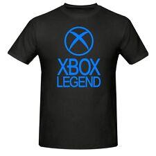 XBOX legenda Children's T-shirt, logo blu, kids t-shirt, 3 - 15 ANNO, giochi, PLAY