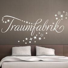 Wandtattoo Wandsticker Wandaufkleber Schlafzimmer Traumfabrik Schmetterling W708