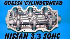 FOR NISSAN MERCURY PATHFINDER VILLAGER FRONTIER 3.3 SOHC CYLINDER HEAD 96-07