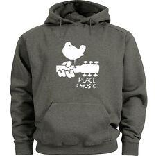 Woodstock sweatshirt woodstock hoodie Men's size woodstock peace and music shirt