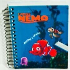 Disney Finding Nemo Small Spiral Notebook Autograph Book