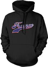 France Country French Football Team Soccer Heritage FR FRA Fun Hoodie Sweatshirt