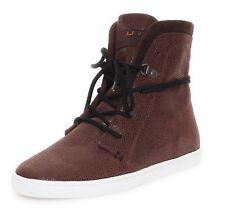 HUB - Stratton DS - Morio / White - Damen Schuhe - Sneaker - NEU