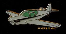 SWIFT GLOBE TEMCO LAPEL HAT PIN UP TIE TAC PILOT TEMCO TE-1 Buckaroo WING GIFT