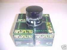 SUZUKI GSXR600 GSXR 600 R600 4 NEW HILFLOFILTRO OIL FILTERS 1992-1993 1997-2013