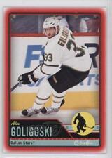 2012-13 O-Pee-Chee Wrapper Redemption Red #14 Alex Goligoski Dallas Stars Card